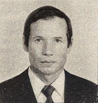 А. К. ТОКМАЛАЕВ, кандидат медицинских наук