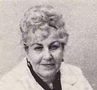 Л. Е. МАЧНЕВА, заведующая радиологическим отделением клинической больницы имени С. П. Боткина
